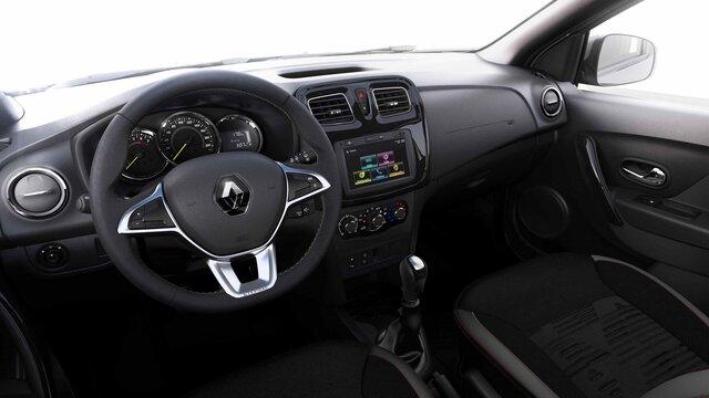 Renault Spteway - motor
