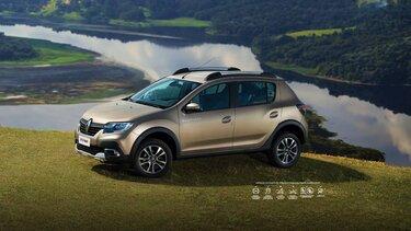 Renault STEPWAY - Frente