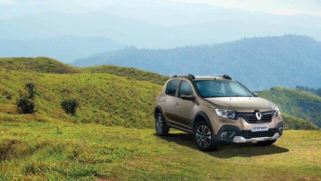 Renault SANDERO Stepway - Equipamiento