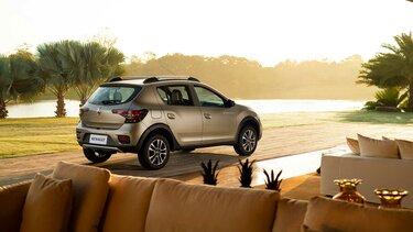 Renault Stepway - Diseño