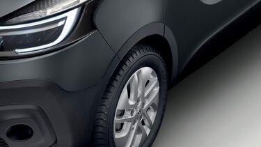Renault TRAFIC - kit ensanche
