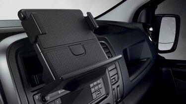 Renault TRAFIC - soporte tablet