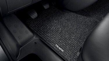 Renault TRAFIC - tapete textil