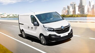 Renault TRAFIC - Eco mode