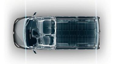 Renault Trafic -interior superior