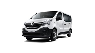 Renault Trafic - exterior frontal