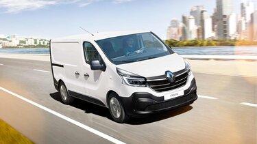 Renault Trafic - exterior ciudad