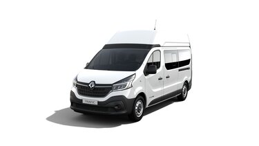 Renault TRAFIC equipment