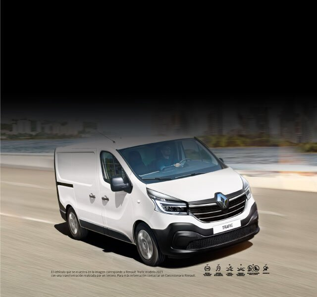 Renault TRAFIC professional