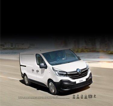 Renault TRAFIC professional