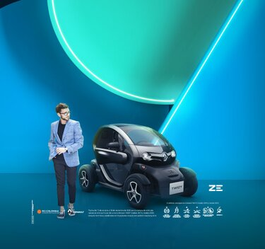 TWIZY Renault Colombia