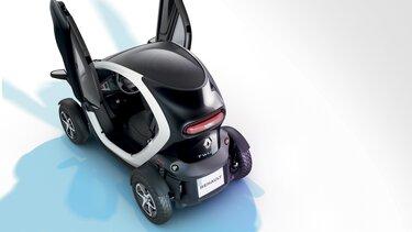 Renault TWIZY - Alas