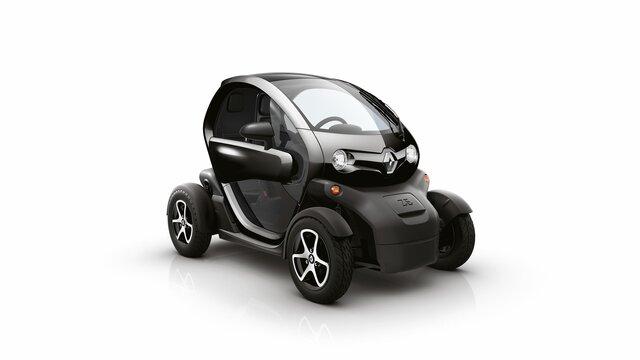 Descubre Renault TWIZY