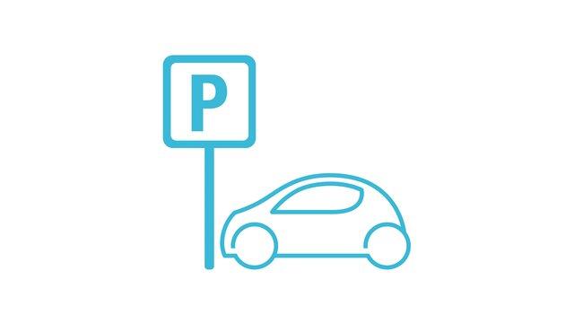 Renault ZOE - punto de carga público