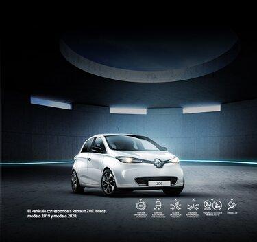 Renault ZOE Equipamiento