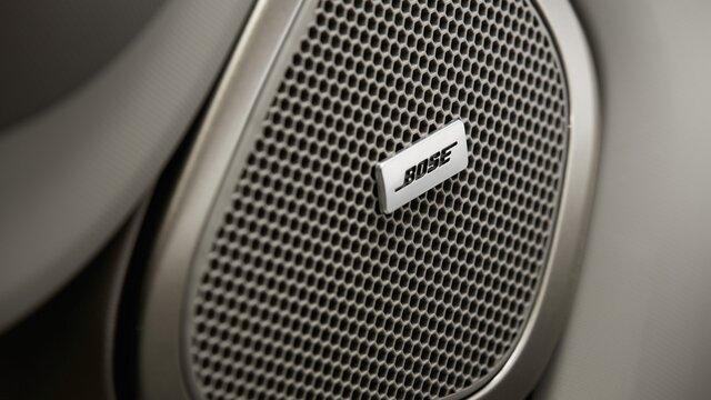 Sistema audio premium Bose®