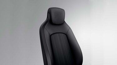 Renault ZOE Tapicería Premium en tejido