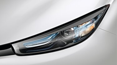 Renault ZOE - luces led