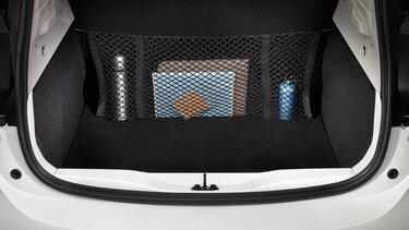 Renault ZOE - Malla baúl vertical