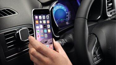 Renault ZOE - Soporte Smartphone Magnetico