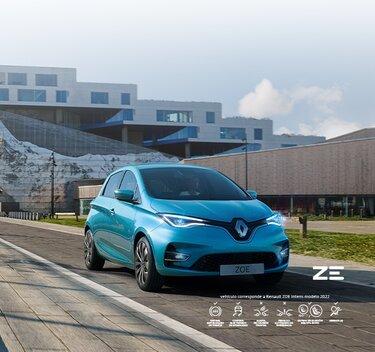 Renault Nuevo ZOE