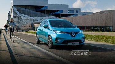 Renault ZOE - Accesorios