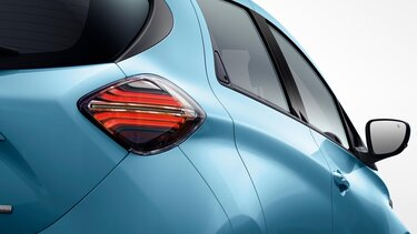 Renault ZOE - luces traseras