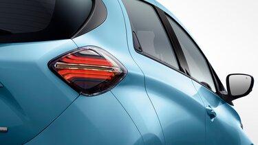 Renault ZOE Óptica trasera refinada