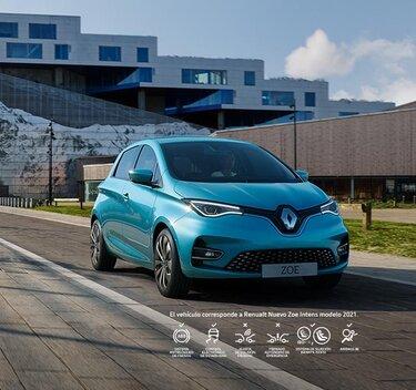 Renault ZOE Equipamientos