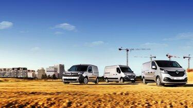 Vehículos utilitarios - Ventas corporativas