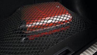Renault KADJAR - síť do zavazadlového prostoru