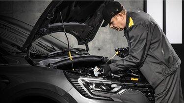 Originál je zkrátka originál... Objevte novou službu Renault!