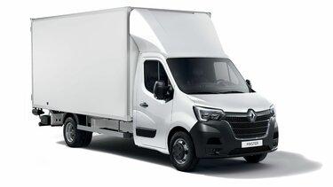 prestavby Renault na prepravu potravín