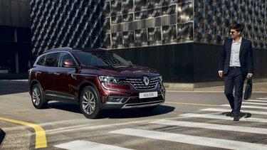 Aktivní bezpečnost - Renault
