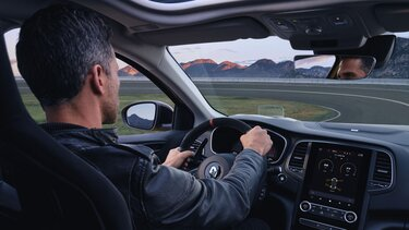 Technológia Renault Sport: R.S. Monitor