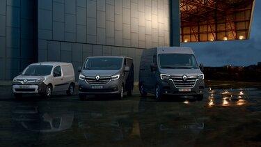 Oferta Renault dla firm