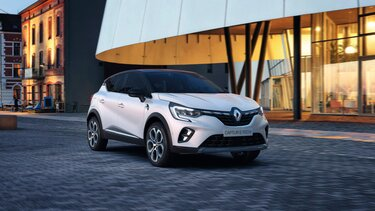 Nový Renault CAPTUR E-TECH Plug-In Hybrid
