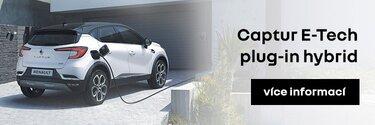 Captur E-Tech plug-in hybrid