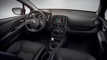 Interiér vozu Renault CLIO