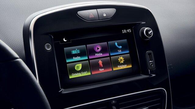 Palubní deska vozu Renault CLIO