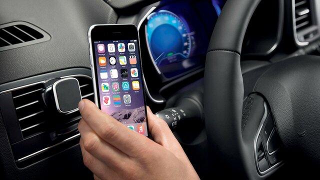 Držák na chytrý telefon vozu CLIO Grandtour