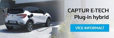 Poznaj CAPTUR E-TECH Plug-in Hybrid