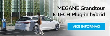 MEGANE Grandtour E-Tech Plug-in Hybrid