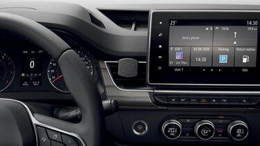 Magnetický držák na chytrý telefon pro vůz Kangoo Van