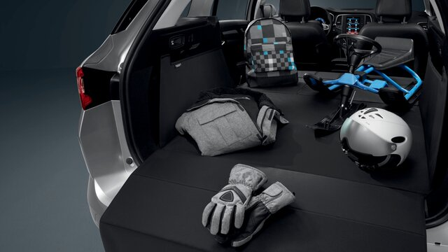 Ochrana zavazadlového prostoru EasyFlex