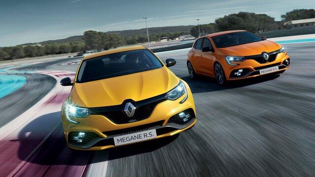 Renault ‒ MEGANE R.S.