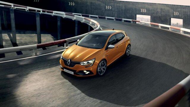Renault - MEGANE R.S. - Příslušenství