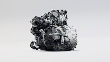Nový motor pro vůz TRAFIC Kombi a automatická převodovka