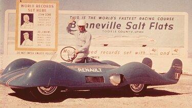 Der 300 km/h schnelle Renault Prototyp
