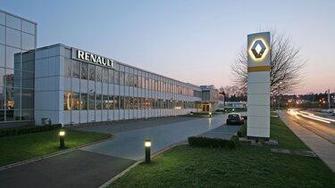 Renault Deutschland Zentrale